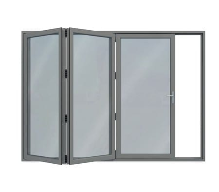 Grey Aluminium RAL 9007