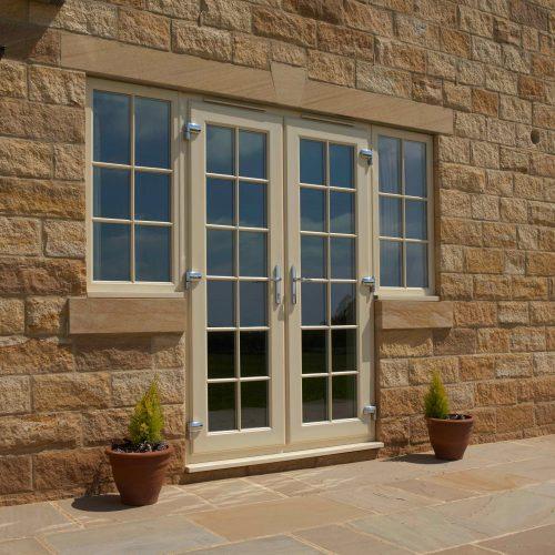 Farm House - Harrogate - Exterior Doors