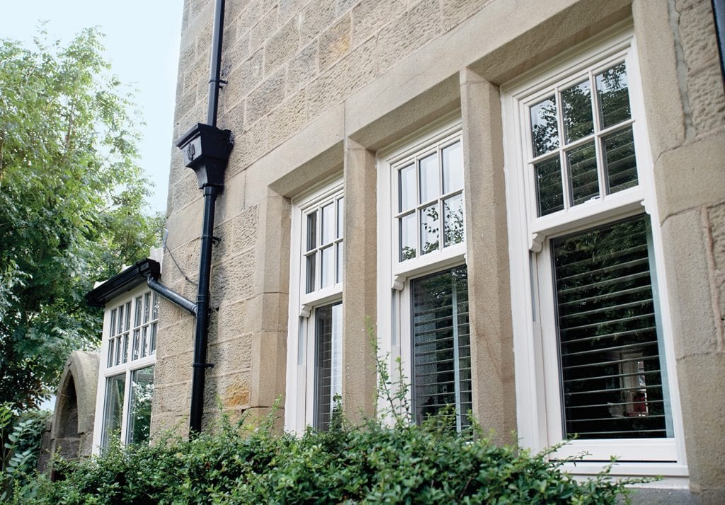 Traditional Sash Windows