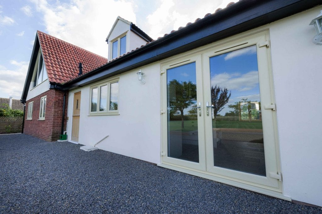 large cream french doors & PVCu French Casement Trade Doors | Direct From The Manufacturer ...