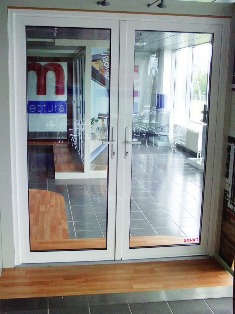 Aluminium French Doors Award Winning Uk Manufacturer