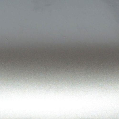 Satin Chrome Colour Swatch - PVCu Sliding Patio Doors
