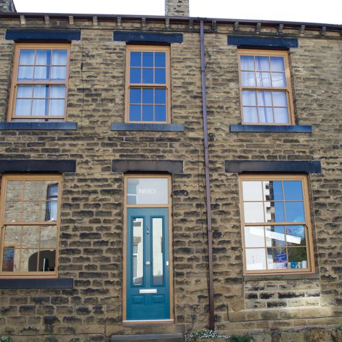 Victorian End Terrace - Wakefield - Exterior Front 2