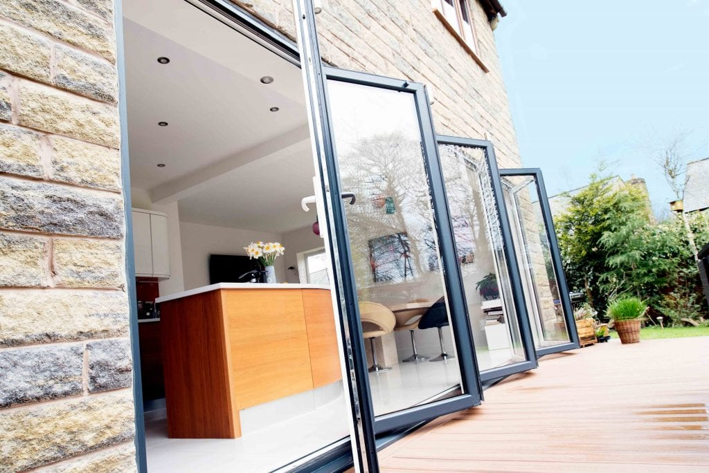 Get A Quote & Aluminium Bi-Fold Doors For Trade | Direct From The Manufacturer ...