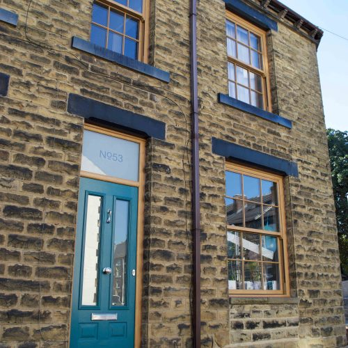 Victorian End Terrace - Wakefield - Front Exterior 2