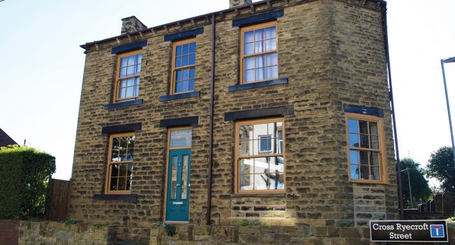 Victorian End Terrace - Wakefield - Full Front Exterior