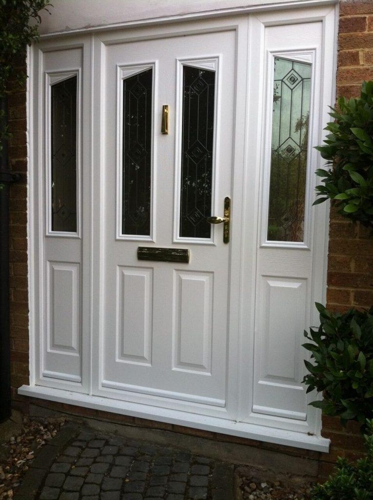 Composite Door Manufacturers : Solidor composite trade doors award winning door