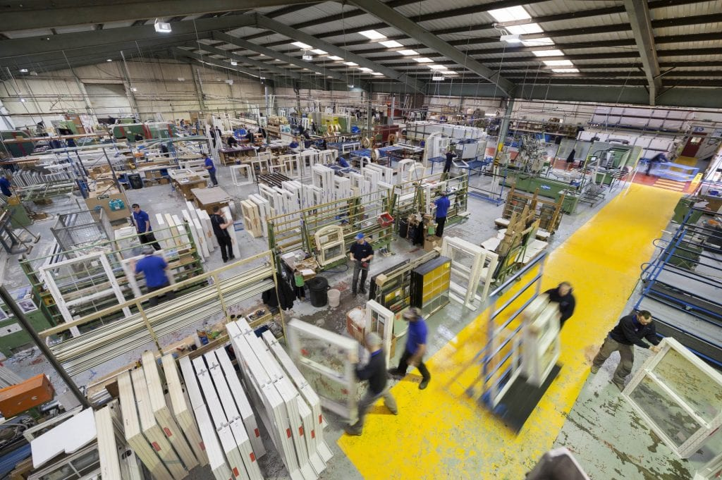 Window and Door Factory ... & Quickslide Windows u0026 Doors | Award Winning UK Manufacturer