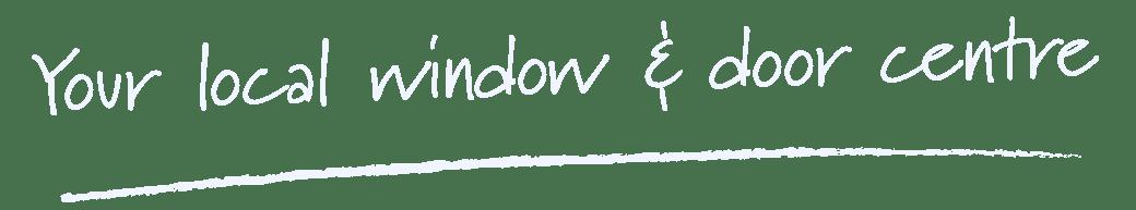 your local window and door supplier