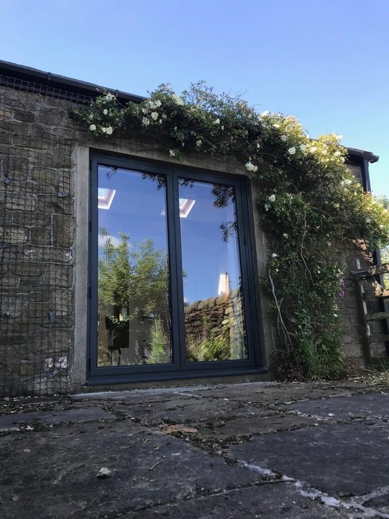 Aluminium Bifolding Doors
