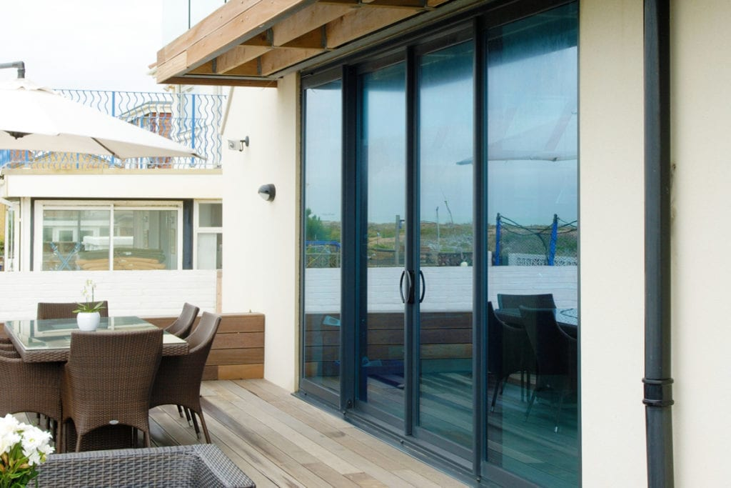 Aluminium Sliding Patio Door