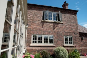 PVCu Flush Casement Windows