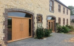 Solidor Double Door
