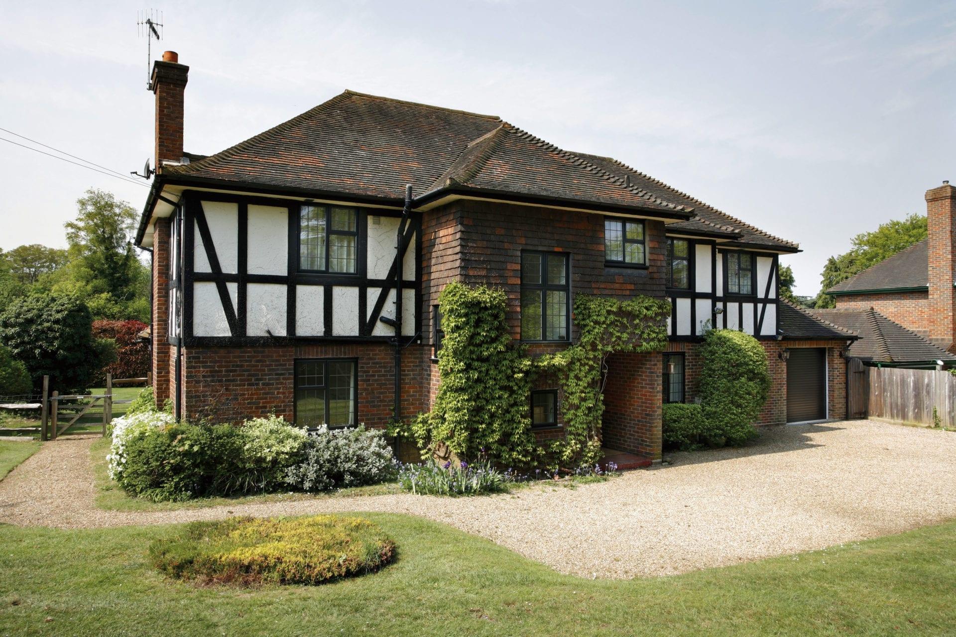 Pg 2 tudor house