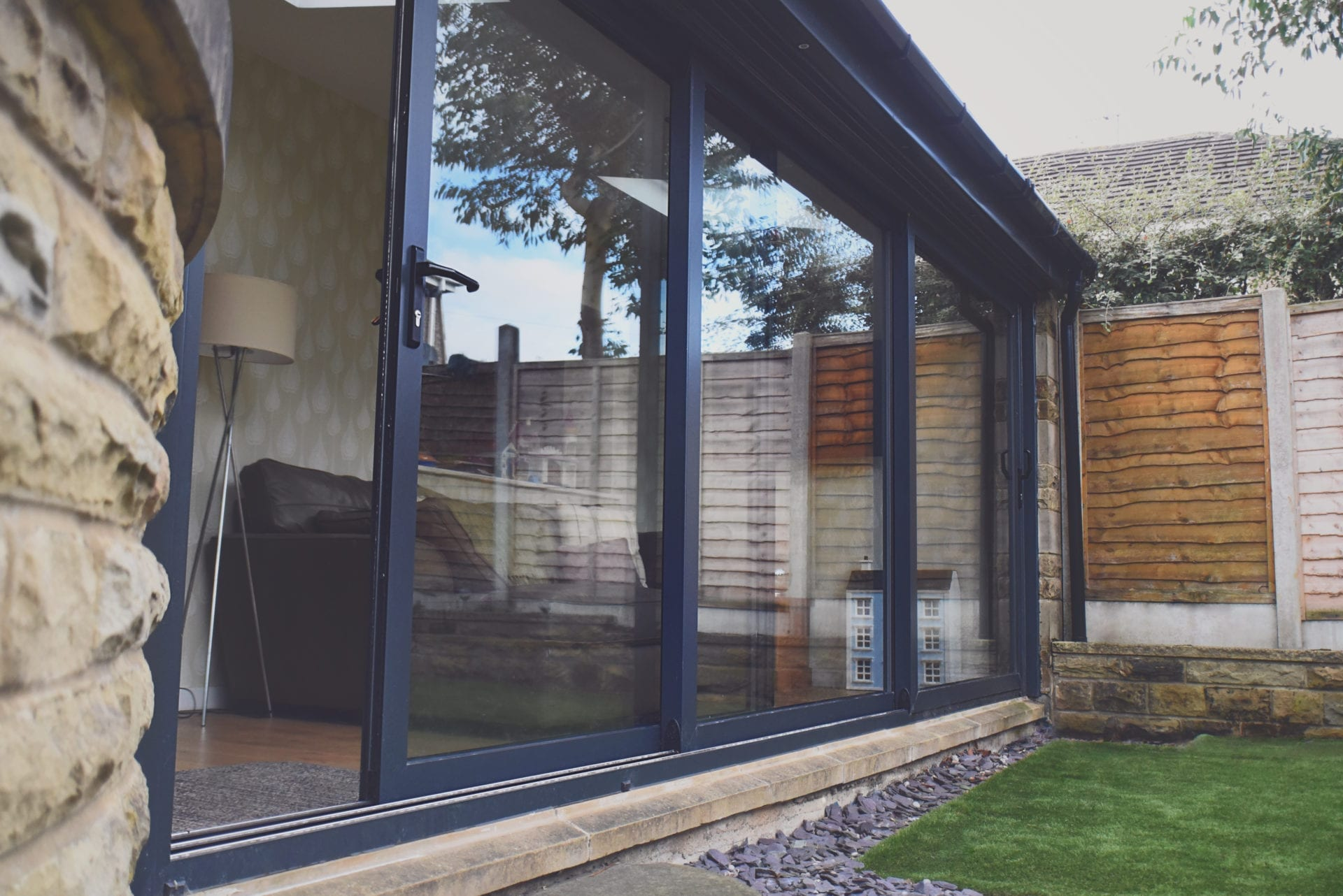 Aluminium Patio Sliding Doors