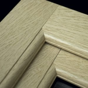 Fully Mechanical Timber Look Joints
