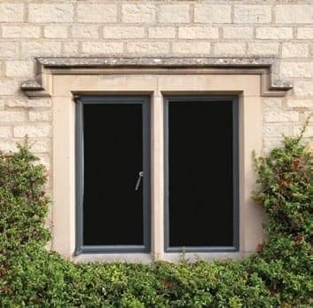 Aluminium Slim Casement Windows (Heritage 47)