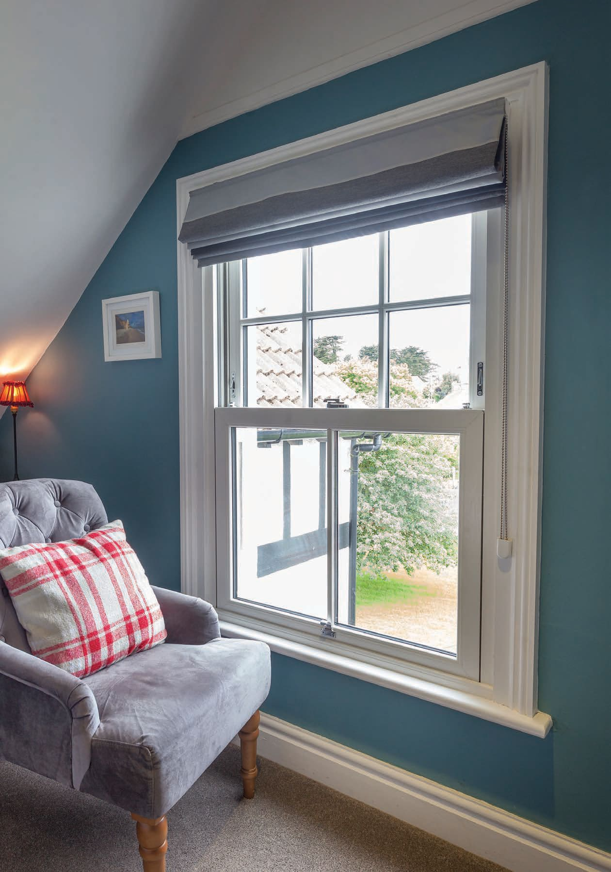 Legacy PVCu Sliding Sash Window