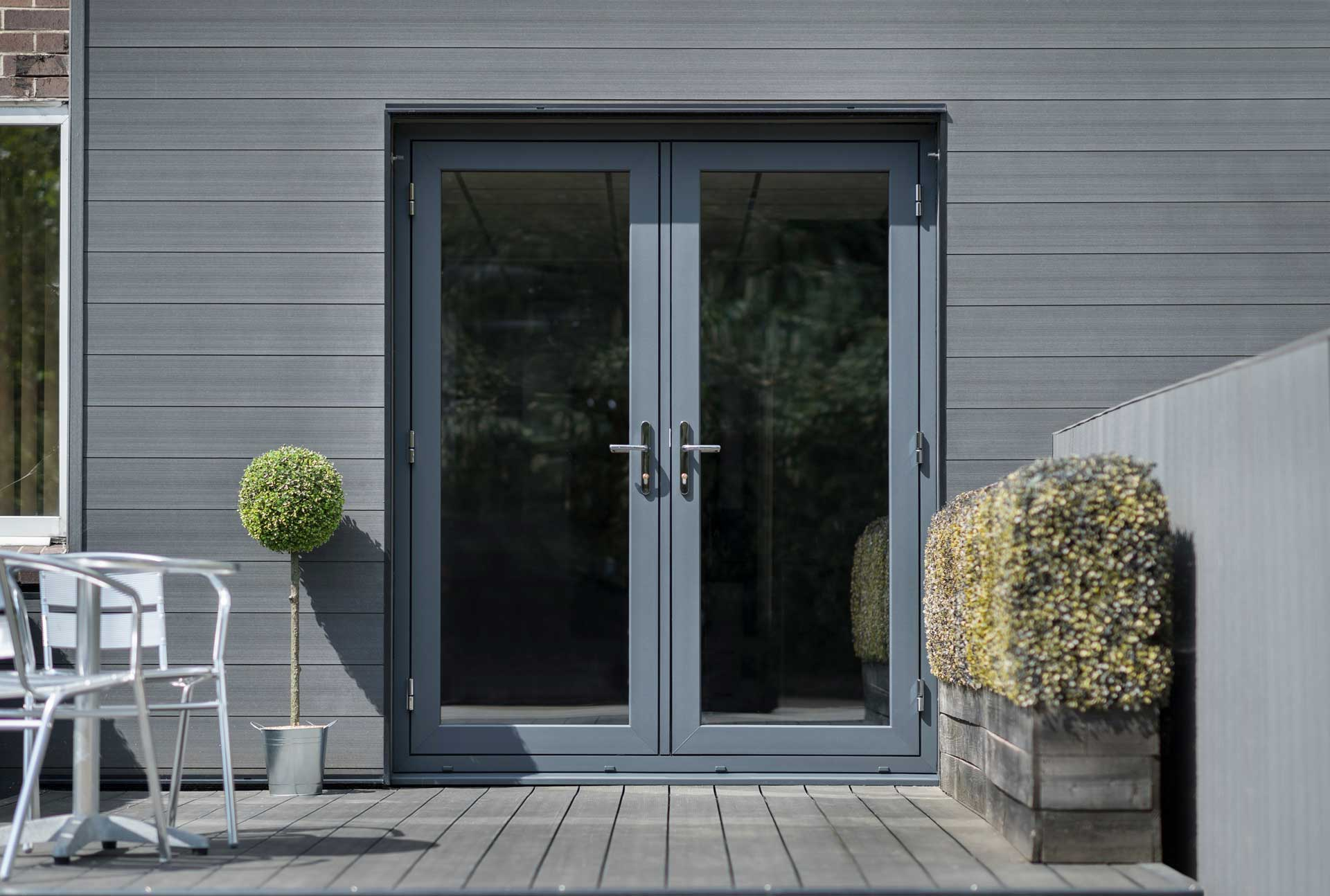 garden french doors