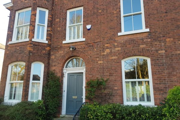 Traditional Victorian Windows