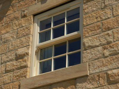 Farm House - Harrogate - Exterior Window Close Up