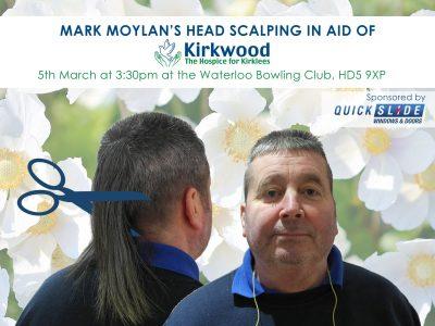 marks haircut charity