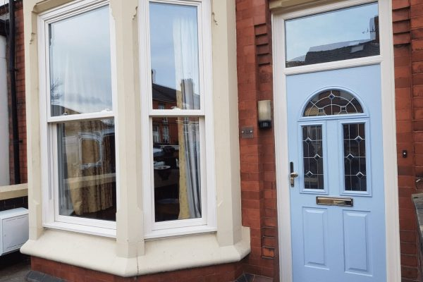 PVCu Sliding Sash Windows