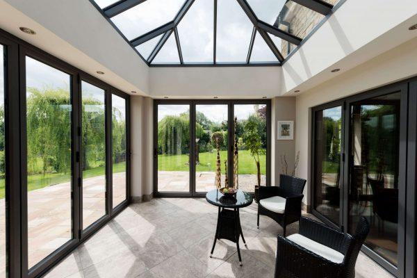 aluminium bi-fold door prices ashford