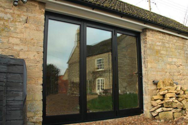 aluminium bifold door costs manchester