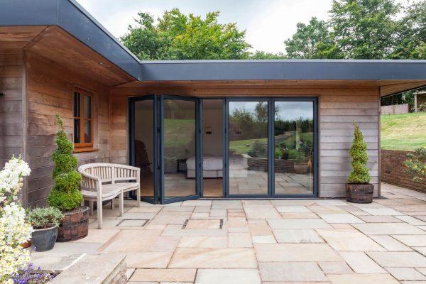 aluminium bifold door prices shrewsbury