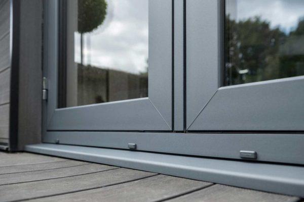 aluminium french doors leeds