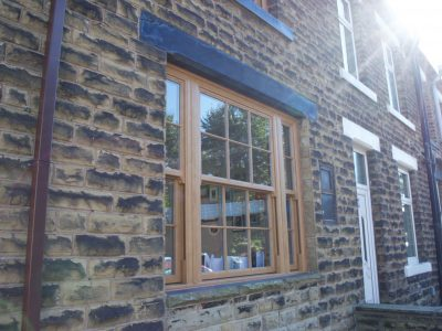 Victorian End Terrace - Wakefield - Exterior window