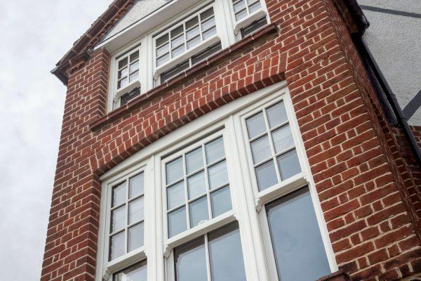 sliding sash windows london