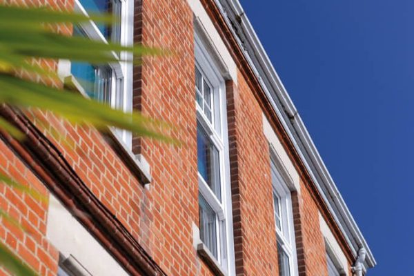 uPVC sliding sash windows london