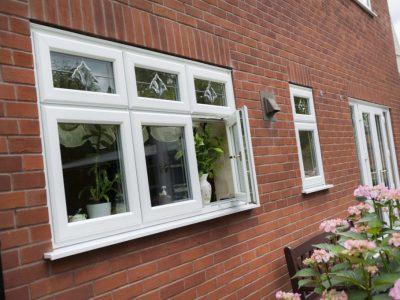 upvc window isntallation